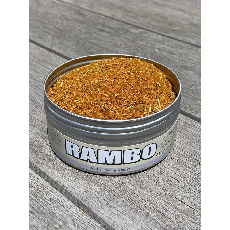 Meat Heads Rambo Lamb Rub