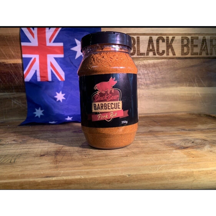 Black Bear BBQ - Pork Rub
