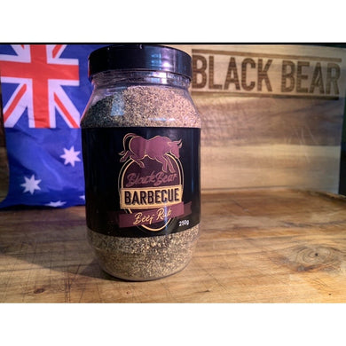 Black Bear BBQ - Beef Rub