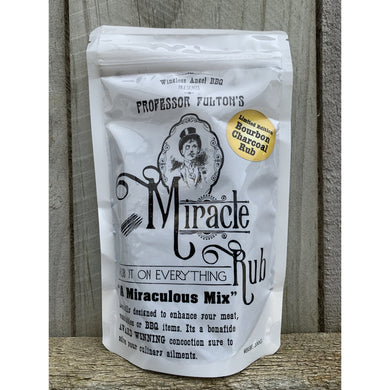 Wingless Angel Limited Edition Bourbon Charcoal Miracle Rub