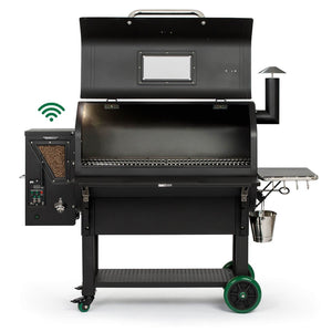 Green Mountain Grills PRIME Plus Jim Bowie Pellet Grill