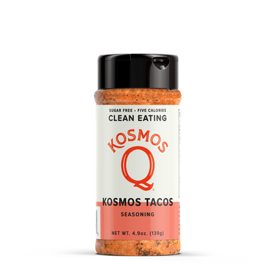 Kosmo's Q Clean Eating - Taco