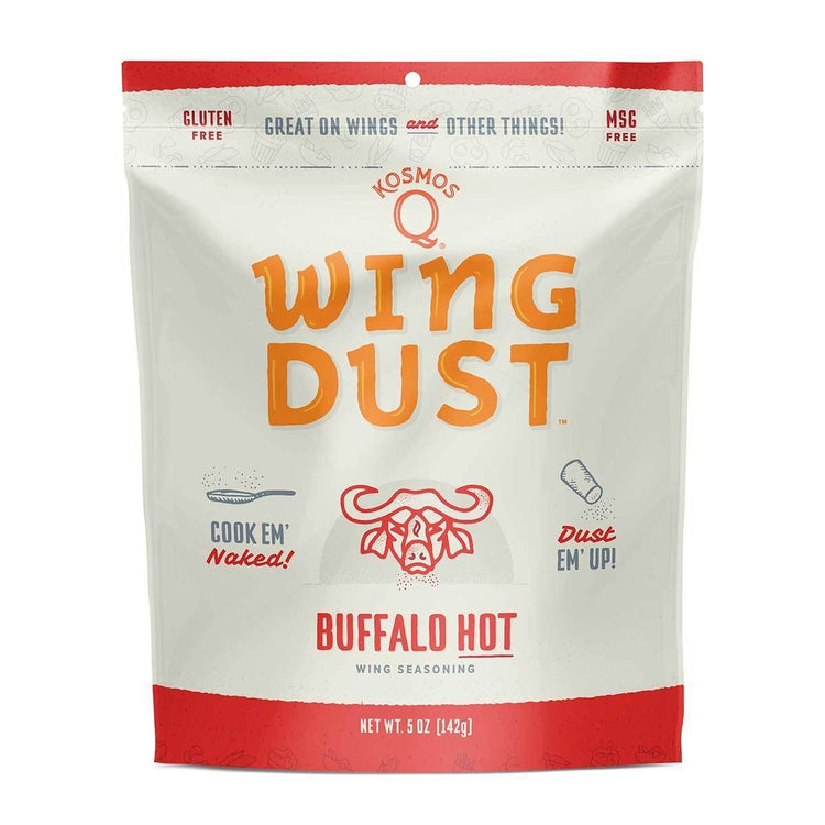 Kosmo's Q - Buffalo HOT Wing Dust