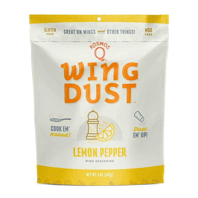 Kosmo's Q - Lemon Pepper Wing Dust