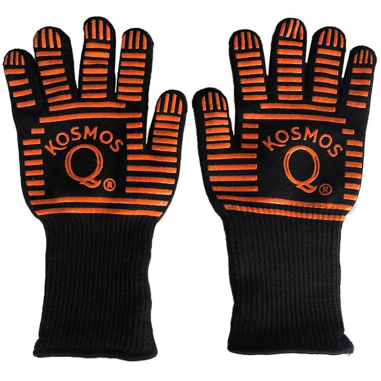 Kosmo's Q - Heat Resistant Grill Gloves