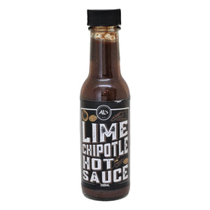 Al's Lime Chipotle Hot Sauce