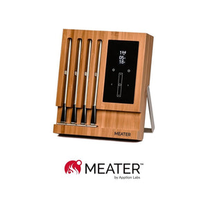 MEATER Block 4 Probe Thermometer Kit w' Wifi