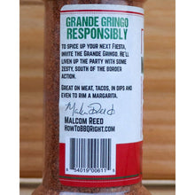 Load image into Gallery viewer, Malcom's Grande Gringo Seasoning
