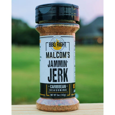 Malcom's Jammin' Jerk Seasoning