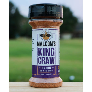 Malcom's King Craw Seasoning