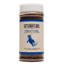Load image into Gallery viewer, Cattleman's Grill Original Cowboy Coffee Steak BBQ Rub