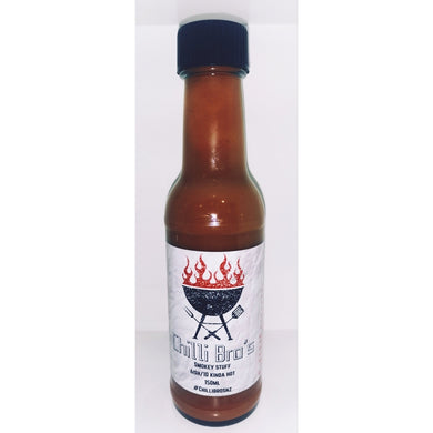 Chilli Bros Smokey Stuff Hot Sauce