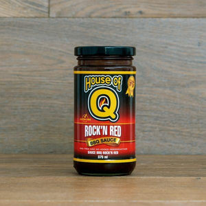 House Of Q Rock'n Red Sauce