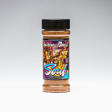 Heavenly Hell Soul Creole Seasoning