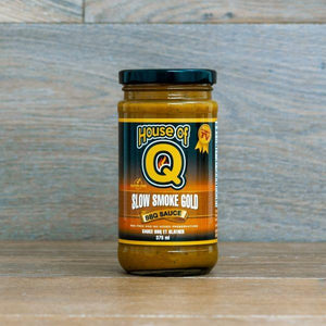 House Of Q Slow Smoke Gold BBQ Sauce