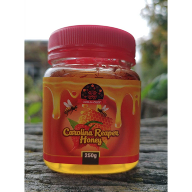 Chilli-Chef Carolina Reaper Infused Honey