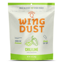 Load image into Gallery viewer, Kosmo's Q - Chili Lime Wing Dust