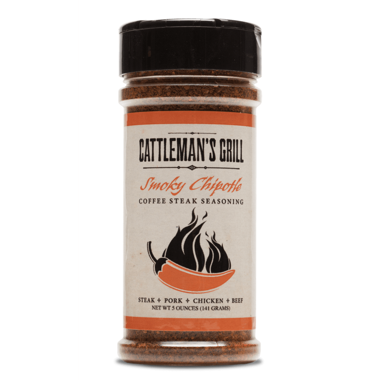 Cattleman's Grill Smoky Chipotle Coffee BBQ Rub