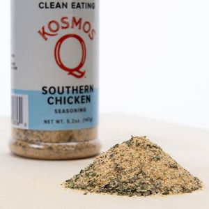 Kosmo's Q Clean Eating - Southern Chicken
