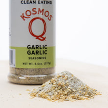 Load image into Gallery viewer, Kosmo's Q Clean Eating - Garlic Garlic