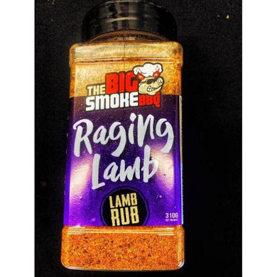 The Big Smoke BBQ - Raging Lamb Rub