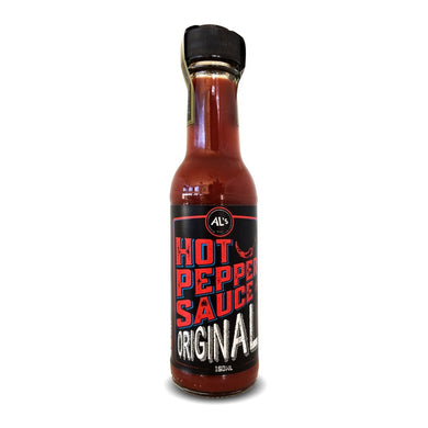 Al's Hot Pepper Sauce