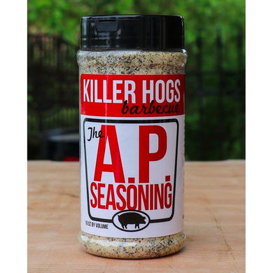 Killer Hogs - The A.P. Rub