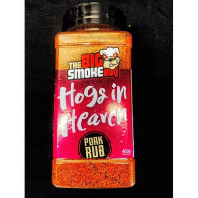 The Big Smoke BBQ - Hogs In Heaven Pork Rub