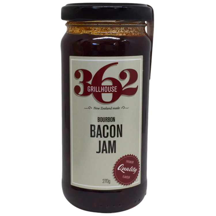 362 Grillhouse Bacon & Bourbon Jam