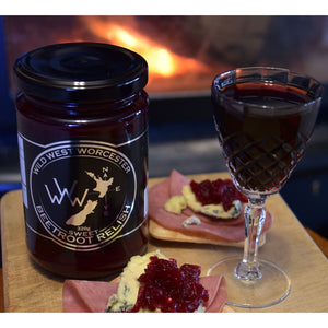 Wild West Sweet Beetroot Relish