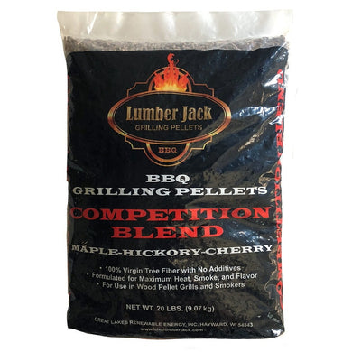 Lumber Jack 'Competition Blend' Wood BBQ Pellets