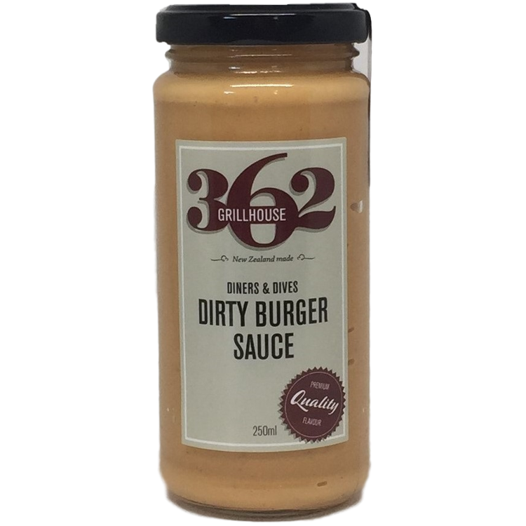 362 Grillhouse Dirty Burger Sauce