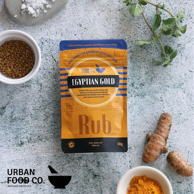 Urban Food Co - Egyptian Gold Seasoning
