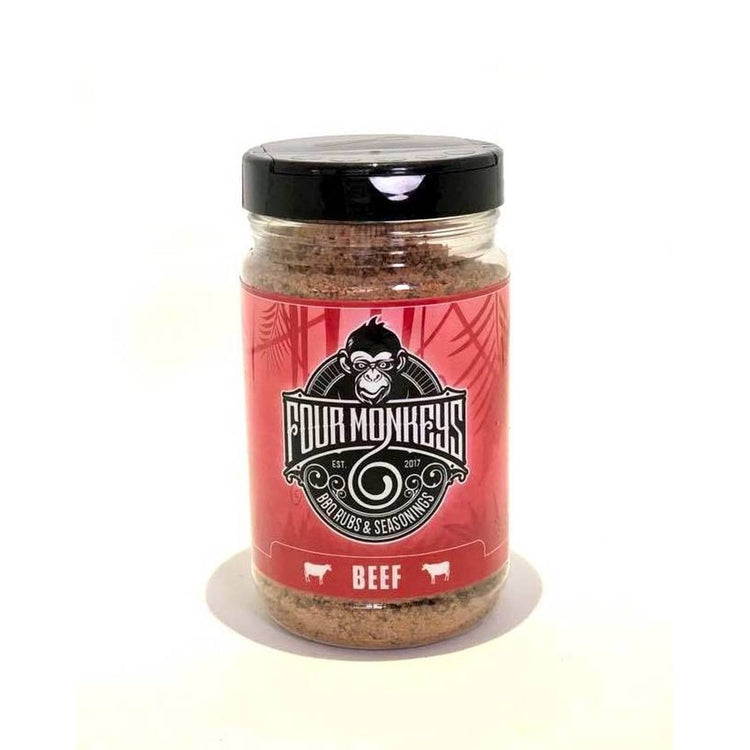 Four Monkeys - Beef Rub