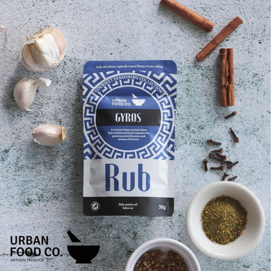 Urban Food Co - Gyros Seasoning