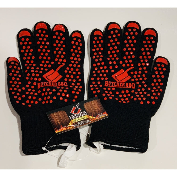 Butcher BBQ Heat Resistant Gloves