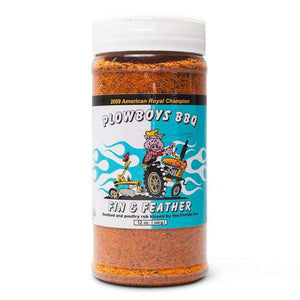 Plowboys Fin & Feather BBQ Rub