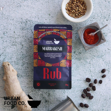 Urban Food Co - Marrakesh Seasoning