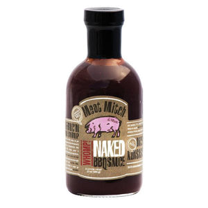 Meat Mitch Naked BBQ Sauce