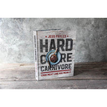 Load image into Gallery viewer, Hardcore Carnivore Cookbook
