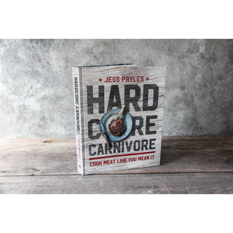 Hardcore Carnivore Cookbook