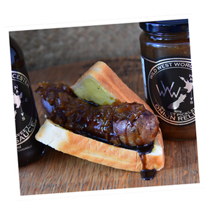 Wild West Sweet Pickled Onion Relish