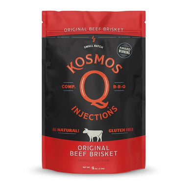 Kosmo's Q - Original Beef Brisket Injection