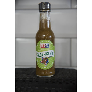 Tex-As Salsa Picante Verde