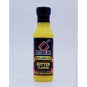 Butcher BBQ Grilling Oil - Butter