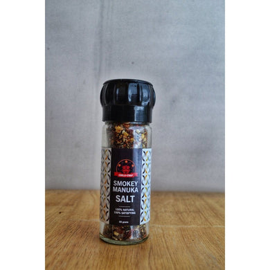 Chilli-Chef Smokey Manuka Chilli Salt