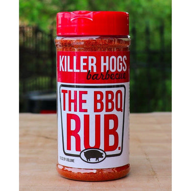 Killer Hogs - The BBQ Rub
