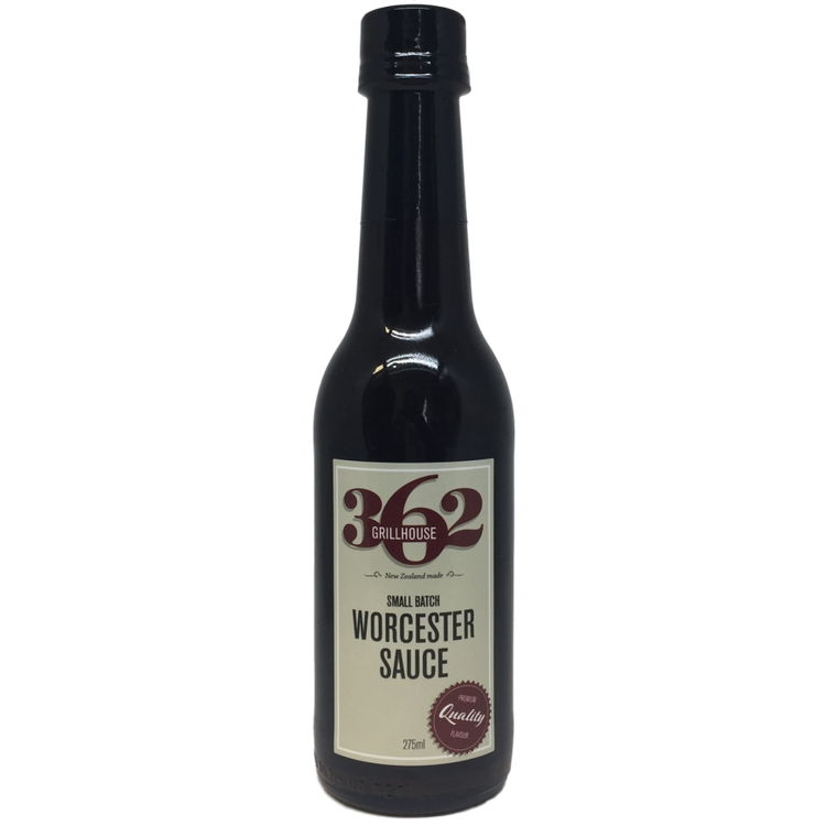 362 Small Batch Worcester Sauce