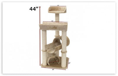 44″ Casita Cat Tree