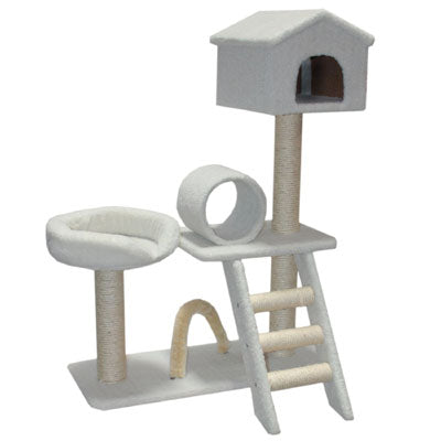 "43"" Bungalow Cat Tree"